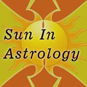 planet sun in Astrology