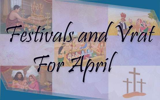 festivals of month