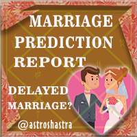 marriage in horoscope