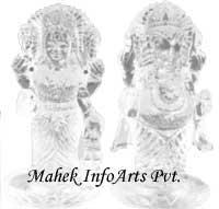 Crystal Lakshmi & Ganesh