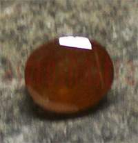 hessonite garnet